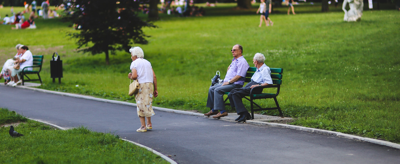 Encouraging Senior Citizens Environment